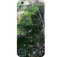 Moss and Popcorn Petals iPhone Case/Skin