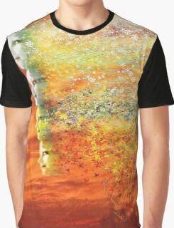 FOUR SEASONS WINDS Graphic T-Shirt