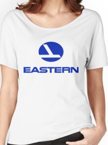Eastern retro logo Women's Relaxed Fit T-Shirt