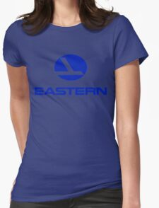 Eastern retro logo Womens Fitted T-Shirt