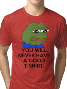 Feels Bad Man Tri-blend T-Shirt