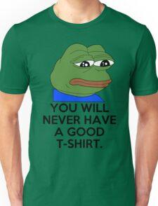 Feels Bad Man Unisex T-Shirt