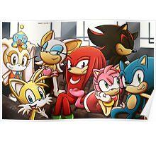 Sonic Gang Poster