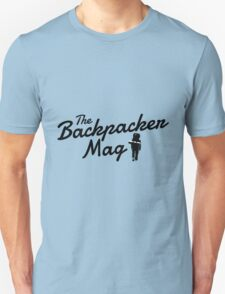 The Backpacker Mag Unisex T-Shirt