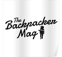 The Backpacker Mag Poster