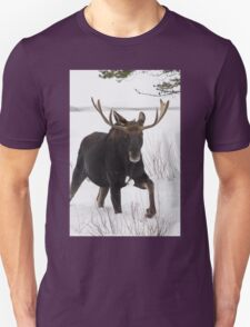 Moose on the Move Unisex T-Shirt