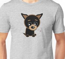 Bad ass dog Unisex T-Shirt