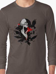Itachi Jutsu Long Sleeve T-Shirt