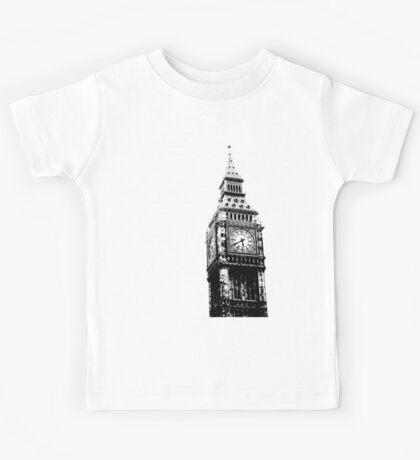 Big Ben - Palace of Westminster, London Kids Tee