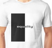 Social Equality Issues In America Unisex T-Shirt