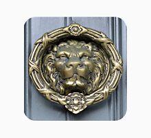 Lionhead Door Knocker Unisex T-Shirt