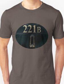 221B Door Unisex T-Shirt
