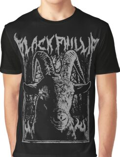 Black Metal Phillip Graphic T-Shirt
