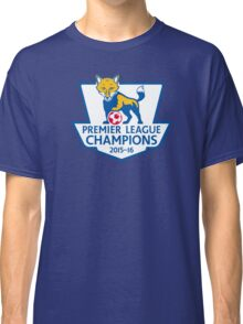 Leicester City Premier League Champions Classic T-Shirt