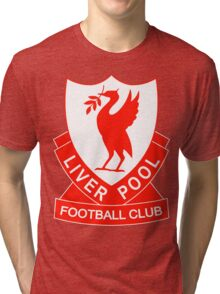 liverpool fc the red Tri-blend T-Shirt