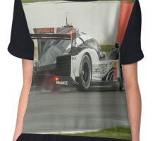 Porsche Team No 1 Chiffon Top