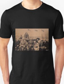 Distinguished Guests of Canada at Famous Quebec Conference. Unisex T-Shirt