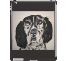 Another Rescue Dog iPad Case/Skin