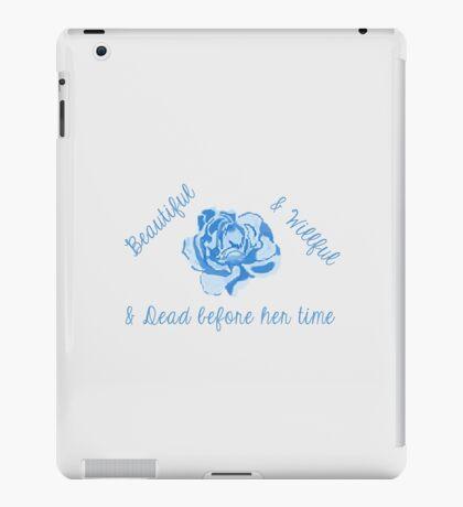 Lyanna Stark iPad Case/Skin
