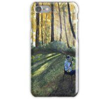 Camping Dad iPhone Case/Skin