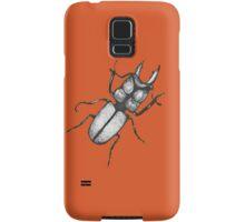 Beetle bums Samsung Galaxy Case/Skin