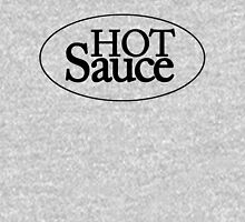 Hot Sauce Womens Fitted T-Shirt