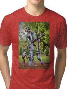 Kids At Play Tri-blend T-Shirt