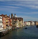 A Quiet Grand Canal by CiaoBella