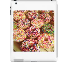 Donut Dessert Design iPad Case/Skin