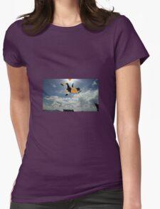 SXM #1 Boy Womens Fitted T-Shirt