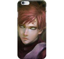 Gaara 1 iPhone Case/Skin