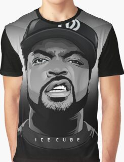ice cube Graphic T-Shirt