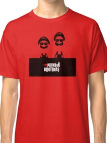 The Plumber Brothers Classic T-Shirt