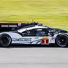 Porsche Team No 1 by Willie Jackson