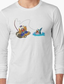 Bibarel Catching a Surprise! T-Shirt