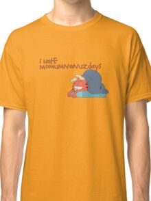 Rick and Morty: Gazorpazorpfield - I Hate  Momumnonuzdays Classic T-Shirt