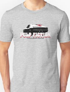 Pulp Fiction O Man I Shot Marvin In The Face Tshirt Unisex T-Shirt
