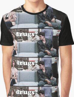 Ferris Bueller Drugs? Graphic T-Shirt