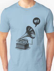 Hip-Hop Gramophone T-Shirt