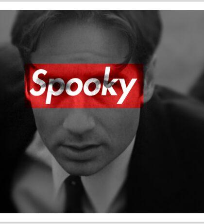 Spooky Mulder Sticker