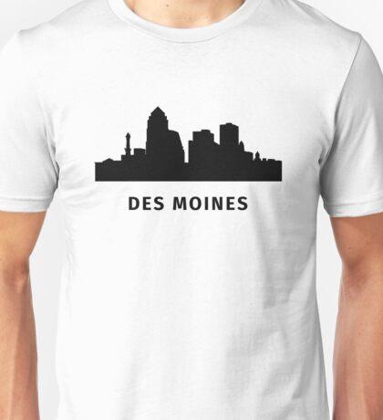 Des Moines Unisex T-Shirt