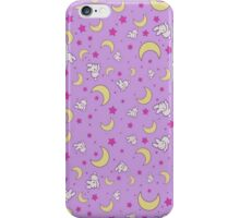 Sailor Moon Blanket Pattern Phone Case iPhone Case/Skin