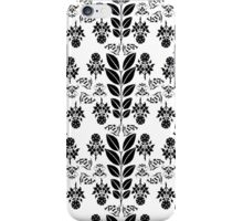 Gothy Pattern #3 | Large  iPhone Case/Skin