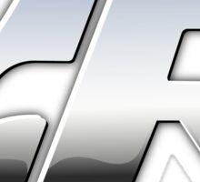 VW R Sticker