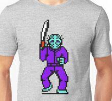 8-Bit Jason Unisex T-Shirt