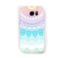 BOHO LACE RAINBOW Samsung Galaxy Case/Skin
