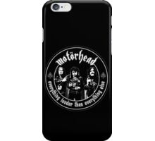 Original Motorhead iPhone Case/Skin