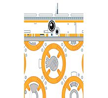 Star Wars BB-8 Photographic Print