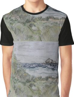 Pelican Key Graphic T-Shirt