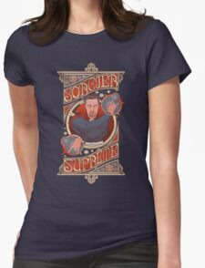 SORCIER SUPRÊME Womens Fitted T-Shirt